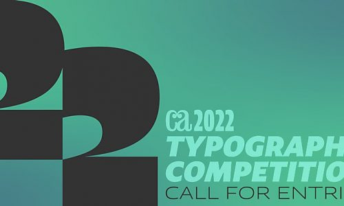 2022 Typography Competition